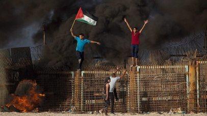 Gaza border violence    (Photo: AP)
