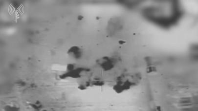 IAF strikes in Gaza (Photo: IDF Spokesperson's Unit)