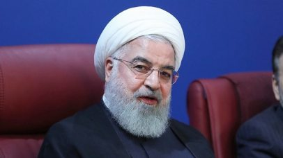 Iran's President Hassan Rouhani (Photo: AFP)