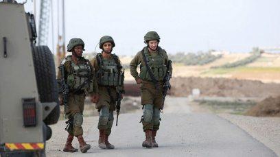 IDF forces on the Gaza border (Photo: EPA)