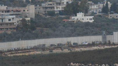 IDF on the northern border (Photo: Avihu Shapiro)