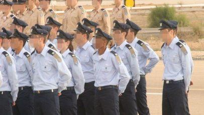 177th pilot's course graduation ceremony at the Hatzerim Air Base.  (Photo: Motti Kimchi)