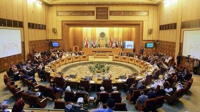 Arab League's representatives (Photo: EPA)