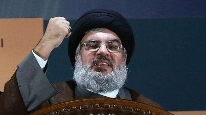 Hezbollah Secretary-General Hassan Nasrallah