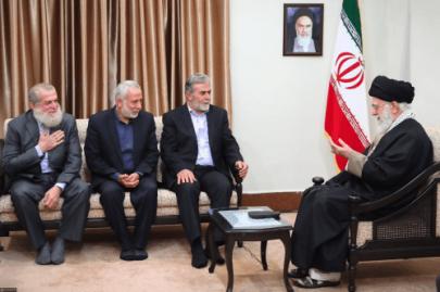 Khamenei-Nakhalah