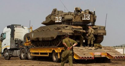 Syria: Two Iranian revolutionary guard members killed in Israeli attack