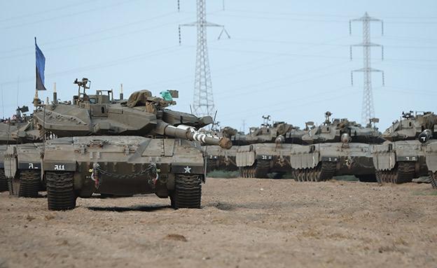 Tanks of the IDF