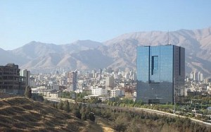The Iranian Central Bank (photo credit: CC BY-SA Ensie & Matthias, Flickr)
