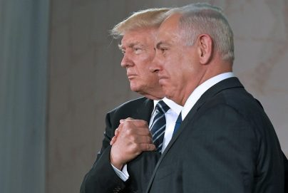 Trump defends and protects Israel from International Criminal Court