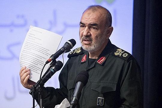 Iran's supreme leader picks new Revolutionary Guard chief