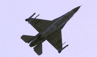Israeli F16