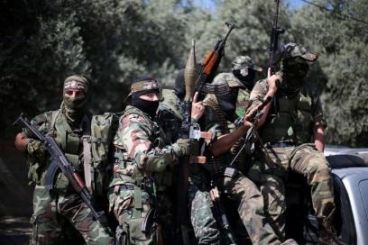 German police raid Islamic organizations over suspected Hamas support