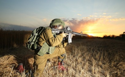Female Muslim IDF soldier braves threats to serve in infantry battalion
