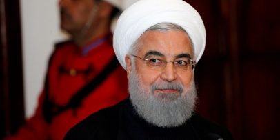 Iranian leader: We are not a regional threat