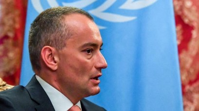 Nikolay Mladenov (Photo: AFP)