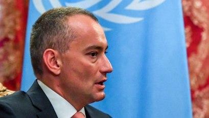Nikolay Mladenov (Photo: AFP)