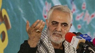Al-Quds commander Qasem Soleimani (Photo: MCT) (Photo: MCT)