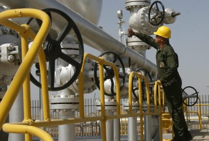 Iran's crude oil exports plummet sharply in May