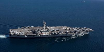 US deploying carrier, bombers to Middle East to deter Iran