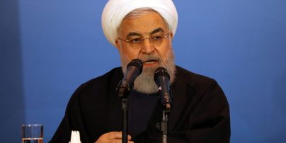Iran's president is being targeted by hard-liners