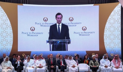 Kushner to Palestinians: Stop blaming others for your misfortunes