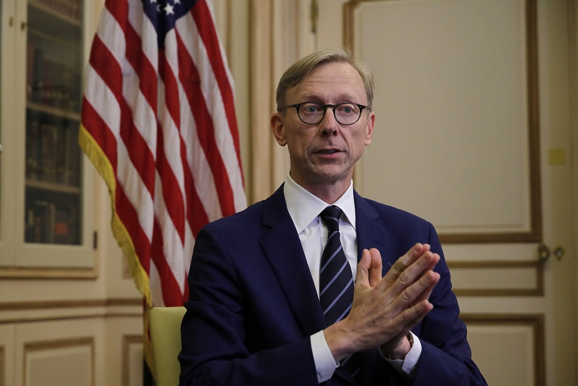 US envoy warns against nuclear breaches, says sanctions working