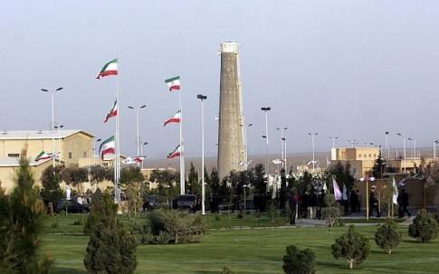 Iran's nuclear enrichment facility in Natanz, 300 kilometers (186 miles) south of capital Tehran, Iran, April, 9, 2007. (Hasan Sarbakhshian/ AP/File)