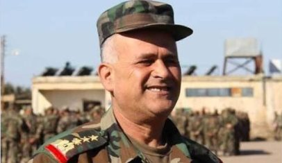 Report: Syrian general with ties to Hezbollah, Iran, assassinated