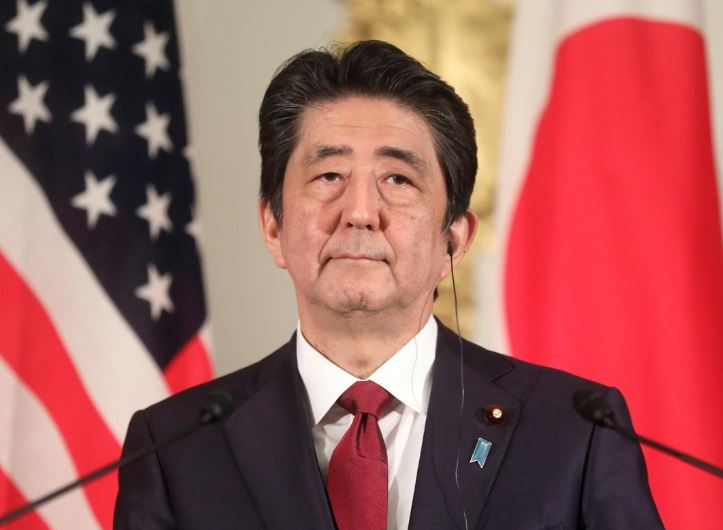 Japanese PM to meet Iran's Khamenei, Rouhani