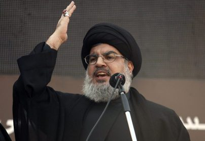 Hezbollah is sweating under the collar