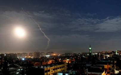 Report: For 2nd straight day, Israel strikes military targets in Syria