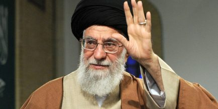 Its back against the wall, Iran has yet to bat an eye