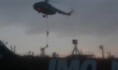 iran oil tanker stena impero