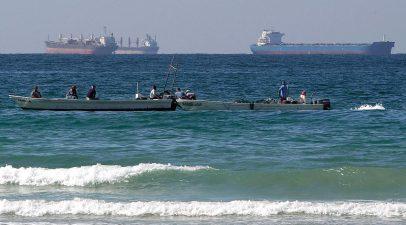 Oil tanker leak shows evidence of Iran bypassing sanctions