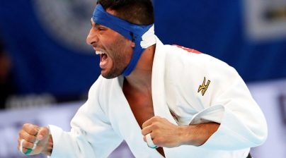 Iranian judoka who defied ayatollahs may soon arrive in Israel