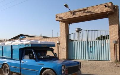 Iran's alleged 'atomic warehouse' in Turquzabad, Tehran (YouTube screenshot)