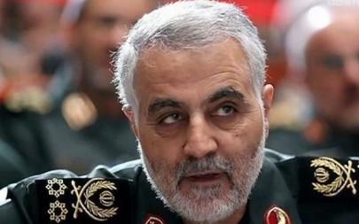 Iranian Revolutionary Guards' Quds Force commander Maj. Gen. Qassem Soleimani.(YouTube screenshot)