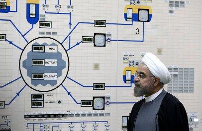 Iranian President Hassan Rouhani (Photo: AP)