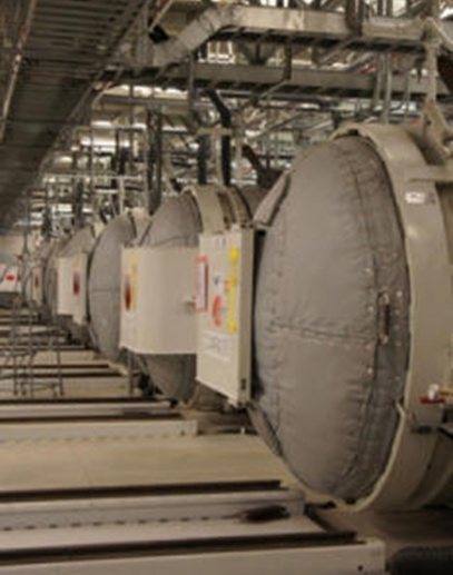 Iran's underground Fordo facility (Photo: EPA)