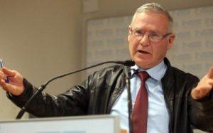 Amos Yadlin, former director of military intelligence, Jan 2012. (photo credit: Gideon Markowicz/FLASH90)