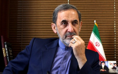 Ali Akbar Velayati, a top adviser to Iran's supreme leader, Ayatollah Ali Khamenei, gives an interview to The Associated Press at his office in Tehran, Iran, August 18, 2013. (AP Photo/Ebrahim Noroozi, File)