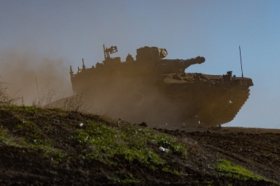 Syria: An irresistible force (Israel) meets an immovable object (Iran)