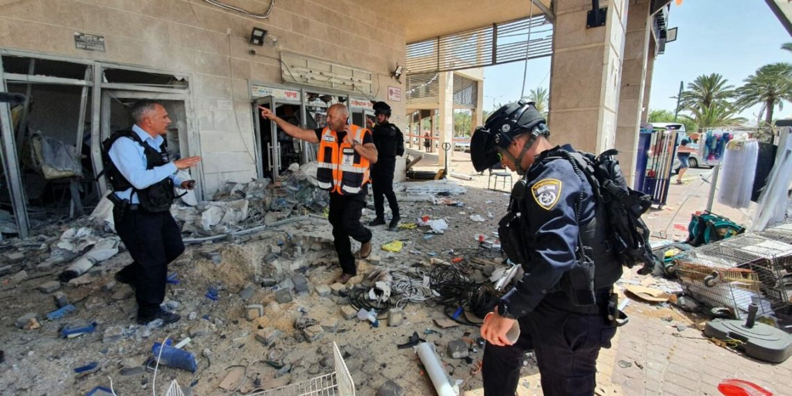 PM says Hamas to suffer 'unexpected blows' after 2 Israelis killed from rockets